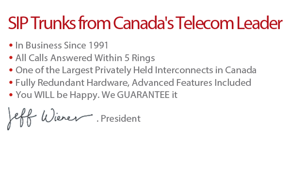 SIP Trunk | Digitcom Canada | Hosted | Premise Based | VoIP