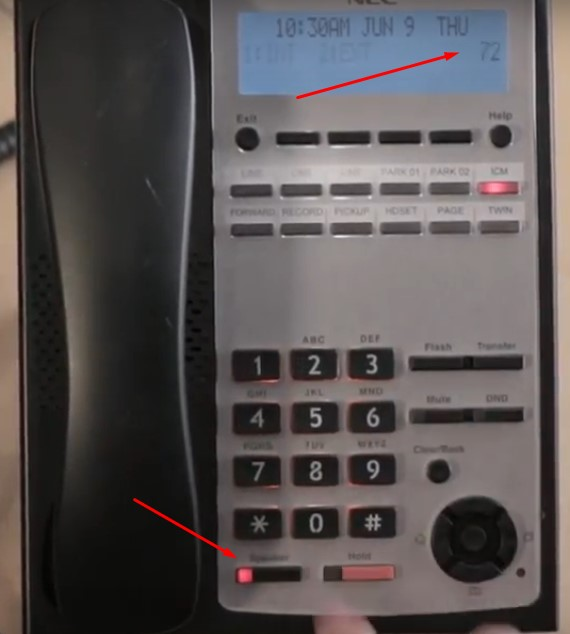 How to Change the Ringtone on a NEC Phone | Digitcom Canada